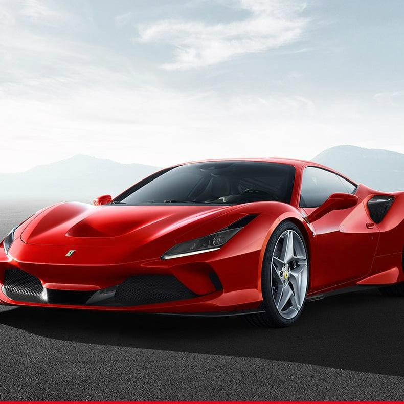 Ferrari Model Range Al Xeeshan Mengal